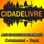 Logo da emissora Cidade Livre