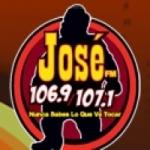 Logo da emissora KDVA 106.9 FM