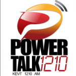 Logo da emissora KEVT 1210 AM