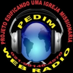 Logo da emissora R�dio PEDIM