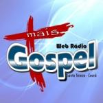 Logo da emissora Rádio Mais Gospel