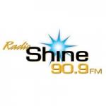 Logo da emissora Radio Shine KGCB 90.9 FM