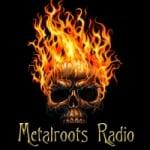 Logo da emissora Metalroots