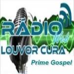 Logo da emissora Rádio Louvor Cura Prime