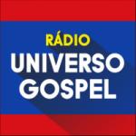 Logo da emissora Rádio Universo Gospel