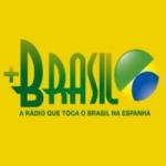 Logo da emissora Rádio Mais Brasil Bcn