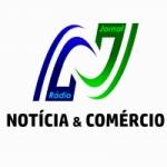 Logo da emissora Rádio e Jornal Notícia & Comércio