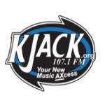 Logo da emissora KLJX-LP 107.1 FM