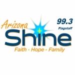 Logo da emissora KNOT 99.3 FM Arizona Shine