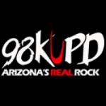 Logo da emissora KUPD 97.9 FM