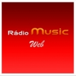 Logo da emissora Web R�dio Music