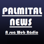 Logo da emissora R�dio Palmital news