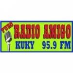 Logo da emissora Radio KUKY 95.9 FM