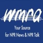 Logo da emissora WMRA 90.7 FM