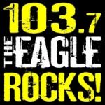 Logo da emissora Radio KZGL 103.7 FM