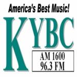 Logo da emissora Radio KYBC 1600 AM 96.3 FM