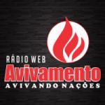 Logo da emissora R�dio Avivamento