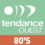 Logo da emissora Tendance Ouest 80's