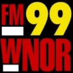 Logo da emissora WNOR 99.1 FM