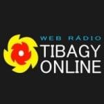 Logo da emissora Rádio Tibagy Online