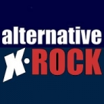 Logo da emissora Alternative X-Rock Radio