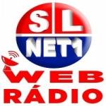 Logo da emissora Web R�dio SLNET1