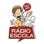 Logo da emissora Rádio Escola Curitiba