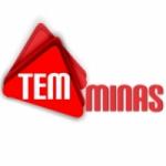 Logo da emissora Tem Minas