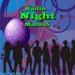 Logo da emissora Rádio Night Maceió