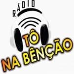 Logo da emissora Rádio Tô Na Bênção
