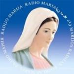 Logo da emissora Rádio Maria India