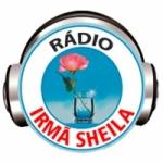 Logo da emissora Rádio Irmã Sheila