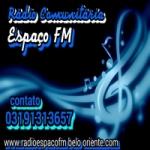 Logo da emissora R�dio Espa�o