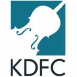 Logo da emissora Radio KDFC 104.9 FM
