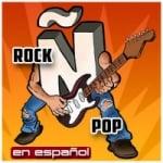 Logo da emissora Radio Rock & Pop en Español