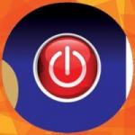 Logo da emissora Absoluta