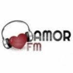 Logo da emissora Rádio Amor 104.7 FM