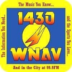 Logo da emissora Radio WNAV 1430 AM