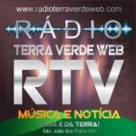 Logo da emissora Rádio Terra Verde Web