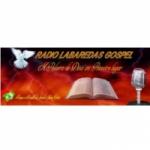 Logo da emissora Rádio Labaredas Gospel