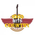 Logo da emissora 1000 Hits Country