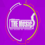 Logo da emissora Rádio The Music