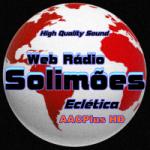Logo da emissora Web R�dio Solim�es