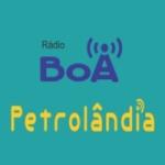 Logo da emissora Rádio Boa Petrolândia