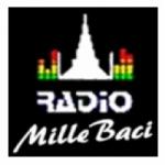 Logo da emissora Radio Mille Baci 102.5 FM