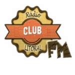 Logo da emissora Rádio Club Litoral