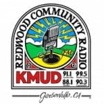 Logo da emissora Radio KMUD 99.5 FM