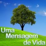 Logo da emissora Uma Mensagem de Vida