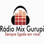 Logo da emissora Rádio Mix Gurupi