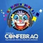 Logo da emissora Rádio Junina do Brasil